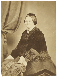 Portret van Catharina Aletta Bakker