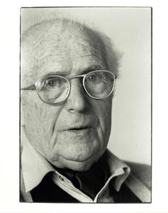 Portret van Alexander Bodon