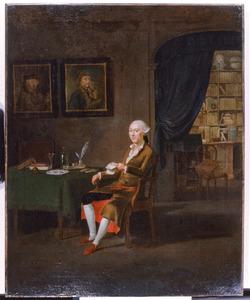 Portret van Elias Dutry van Haeften (1744-1812)