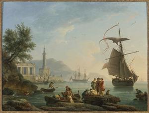 Mediterrane haven