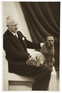Portret van Ferdinand Francois de Smeth (1887-1939)