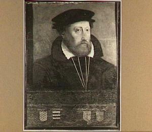Portret van Otto van Egmond (1513-1586)