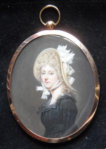 Portret van Cornelia Jacoba Gael (1773-1800)