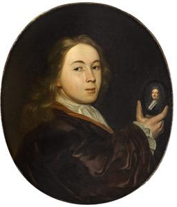 Portret van Johannes Bakhuizen (1683-1731)