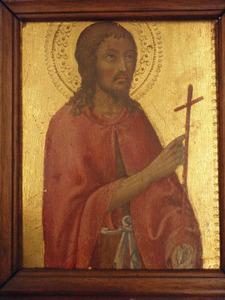 De heilige Johannes de Doper