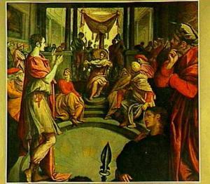 Jozef verklaart de dromen van de farao (Genesis 41:1-36)