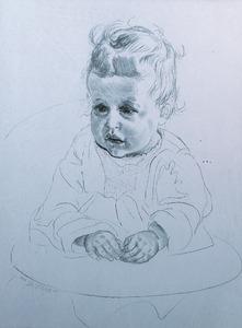 Portret van Robert Sluijters (1921-....)