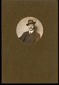 Portret van Jacques Snoeck (1881-1921)