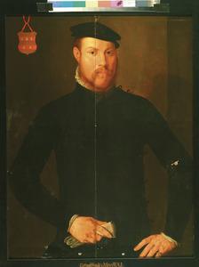 Portret van Jan Claesz. Gael (1527-1599)