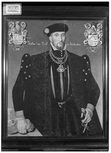 Portret van Willem van Tuyll van Bulckesteyn