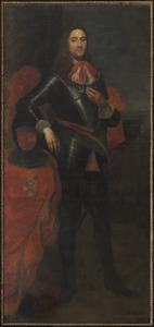 Portret van Ferdinand Carolus Gonzaga hertog van Mantua (1652-1708)