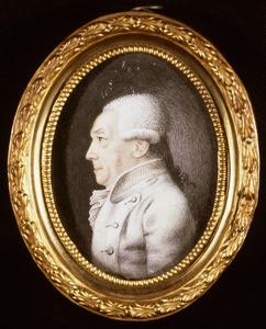 Portret van Daniel Radermacher (1722-1803)