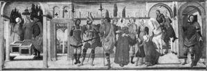De rechtvaardigheid van Trajanus