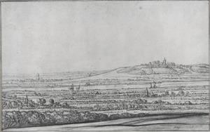 Hoog en Laag Elten, gezien vanaf de Sternberg