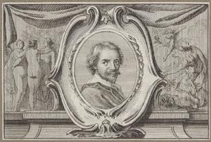 Portret van Dirk van Hoogstraten (....-1640)