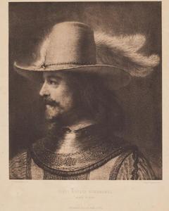 Portret van kapitein Willem van Ruytenburgh
