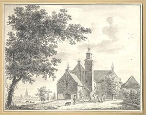 De buitenplaats Meynerswijk bij Elst