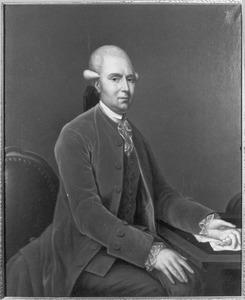 Portret van Gerhard David op ten Noort (1730-1811)