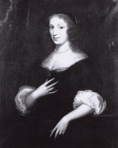 Portret van Anna de Veer (1633- )