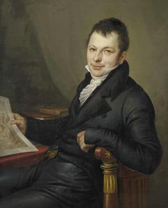 Portret van Johannes Hermanus Molkenboer (1773-1824)