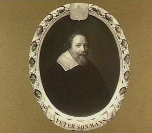 Portret van Peter Sonmans (1588-1641)
