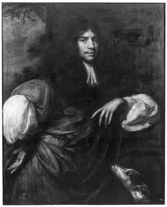 Portret van een man, ten onrechte geïdentificeerd als Rupert prins van de Palts (1619-1682)