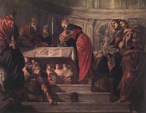 Presentatie van Christus in de tempel,