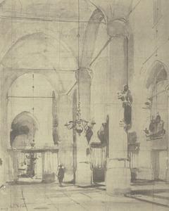 Hooglandse kerk te Leiden