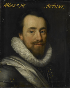 Portret van Syrius de Bethune ( -1649)