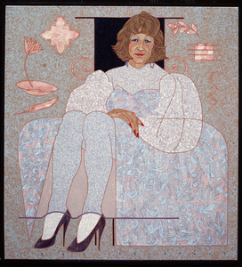 Portret van Maarten 't Hart (1944- )