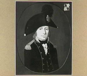 Portret van Jhr. Jan Willem van Imbyze van Batenburg