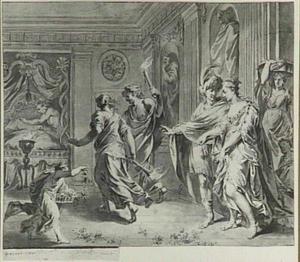 Tereus en Procne (Ovidius VI: 328-332)