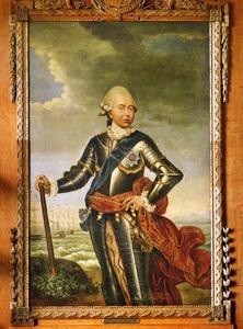 Portret van stadhouder Willem V
