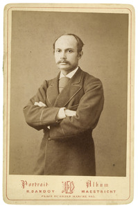 Portret van Henri van Capellen (1848-1879)