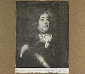 Portret van een man uit de familie Hoby, mogelijk Sir Edward Hoby