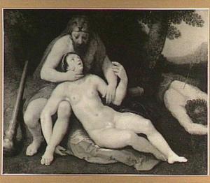 Hercules en Dejanira als minnaars (Ovidius, Metamorfoses 9:101-133)