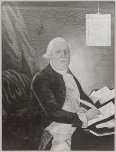 Portret van Andreas Everardus van Braam van Houckgeest (1739-1801)