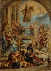 Wonderen van de Heilige Franciscus van Paola