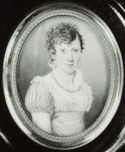 Portret van Maria Elisabeth Schreiber (1765-1822)