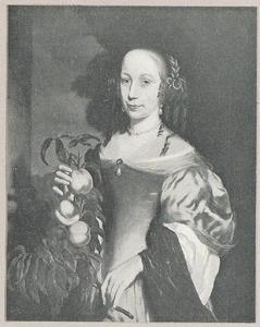 Portret van Elisabeth Schoonmans (....-....)