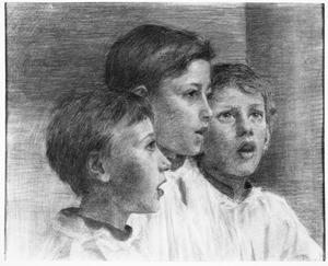 Zingende jongens