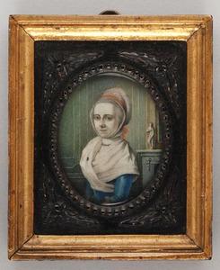 Portret van Johanna Elzina Beke (1762-1839)
