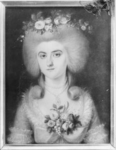 Portret van Constantia Catharina Jongbloet (1766-1812)
