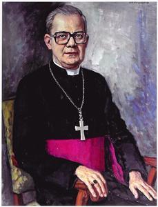 Portret van Huib Ernst (1917- )