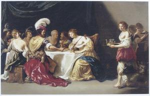 Odysseus bij de tovenares Circe (Homerus, Odyssee, X)