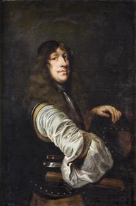Portret van Friedrich II van Hessen-Homburg (1633-1708)