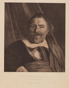 Portret van de vaandrig Jacob Banning