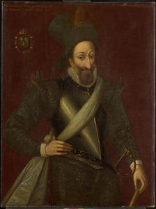 Portret van Henri IV de Bourbon (1553-1610)