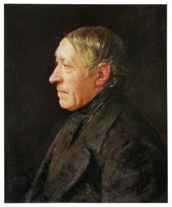 Portret van Lammert Wortel