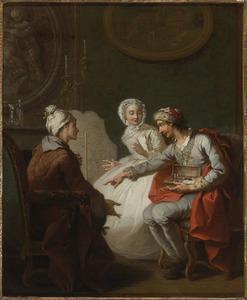 Het bezoek van de dokter